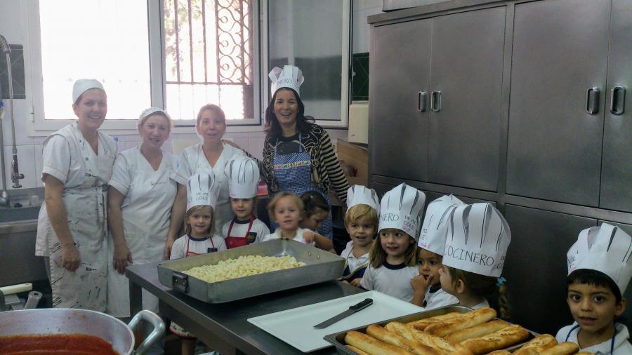 Comedor | Colegio SC Esclavas Valencia